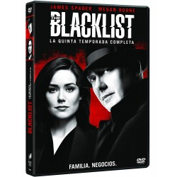 The Blacklist - Temporada 5