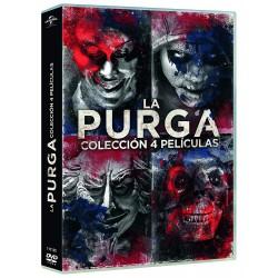 La Purga: Pack 1- 4