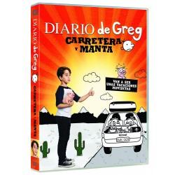 Diario de Greg: Carretera y...