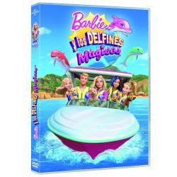 Barbie y los delfines mágicos