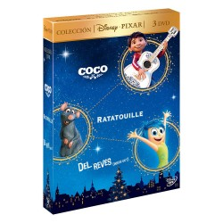 Pack: Coco / Ratatouille /...
