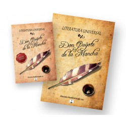 copy of Don Quijote de la...