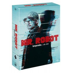 Mr. Robot - Temporadas 1.0...