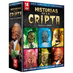 Historias de la Cripta -...