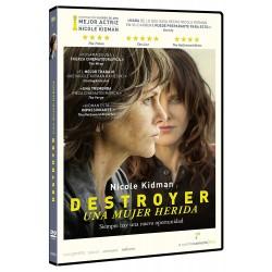Destroyer (Una mujer herida)