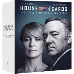 House of Cards - Temporadas...