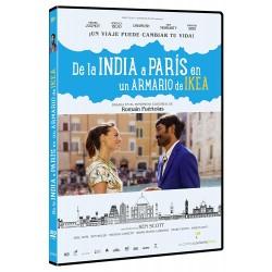 De la India a París en un...