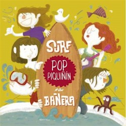 Petit Pop: Surf Na Bañera