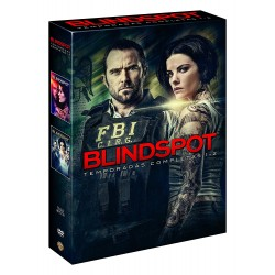 Blindspot - Temporadas 1 y 2