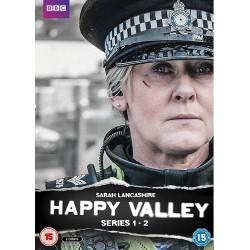 Happy Valley (Series 1 - 2)