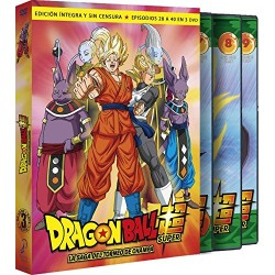 Dragon Ball Super - Box 3