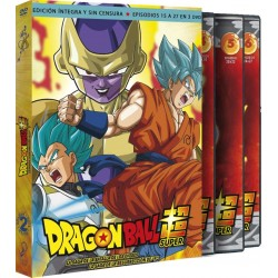 Dragon Ball Super - Box 2....