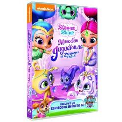 Shimmer & Shine 5: Mascotas...