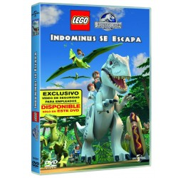 LEGO Jurassic World:...