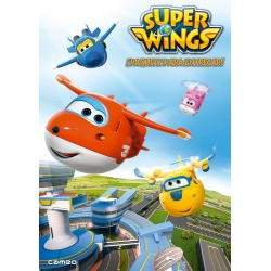 Super Wings: ¡Paquete para...