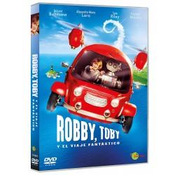 Robby, Toby y el viaje...