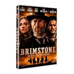 Brimstone - La hija del...