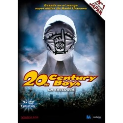 20th Century Boys - Trilogía
