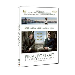 Final Portrait: El arte de...