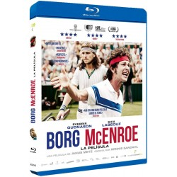 Borg McEnroe: La película