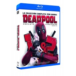 Deadpool 1 + 2