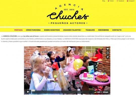 AgenciaChuches web
